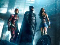 Batman, The Flash, and Wonder Woman in Justice League