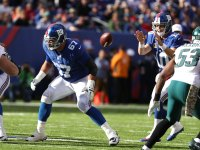 Justin Pugh New York Giants