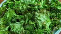 An Easy Recipe for Kale Chips