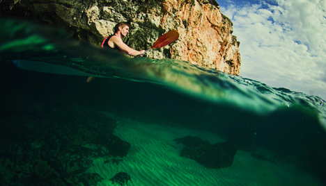Get Wet (and Fit) with These Extreme Water Sports