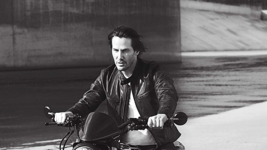 Keanu Reeves on a Lifetime of Iconic Badassery, Why He Eats Steak Before Big Fight Scenes, and Staying Fit Into His 50s