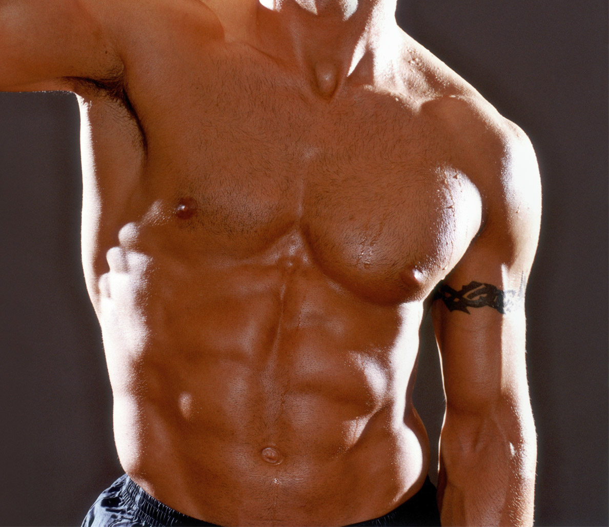 Get Abs Without Working Out - Keep Six-Pack Abs When Injured