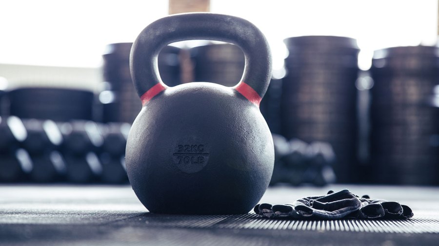 5 Kettlebell Exercises for Beginners