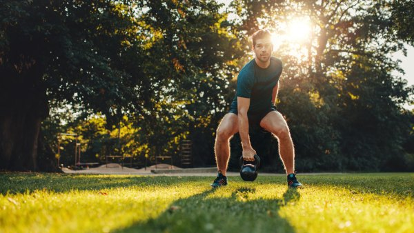 The fat-burning kettlebell complex