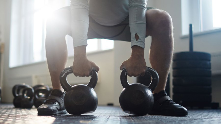 10 Kettlebell Workouts to Build Your Glutes