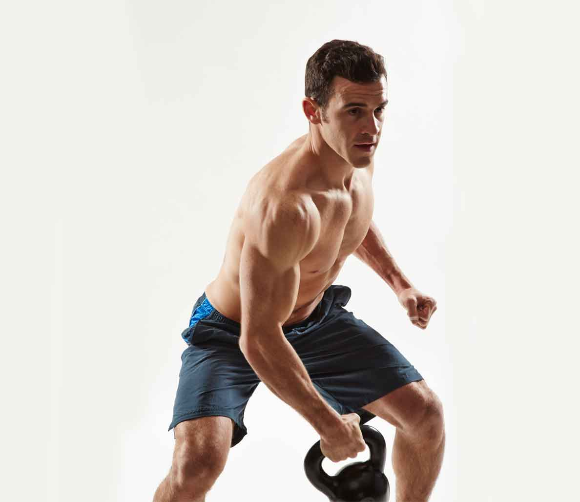 The 5-Move Kettlebell Workout for Muscle-Building and Fat-Loss