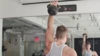 One-Arm Kettlebell Snatch