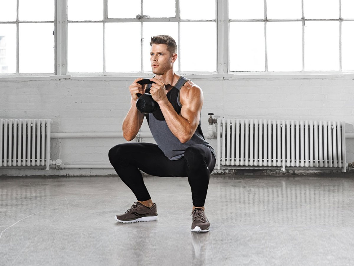The 20-Minute Kettlebell Couplets Workout for Brute Strength