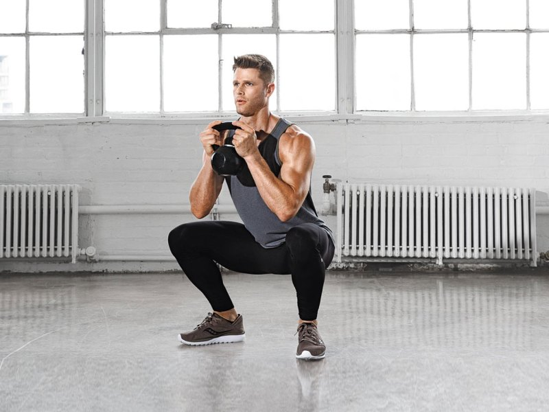 10 At-home Kettlebell Workouts to Improve Your Overall Fitness