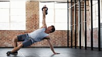 The Best Total-body, Single-kettlebell Workout