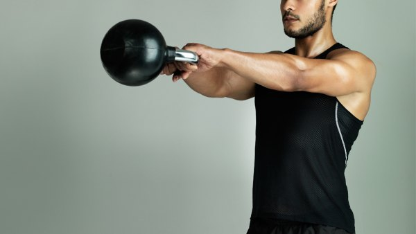 The best 5-move kettlebell workouts