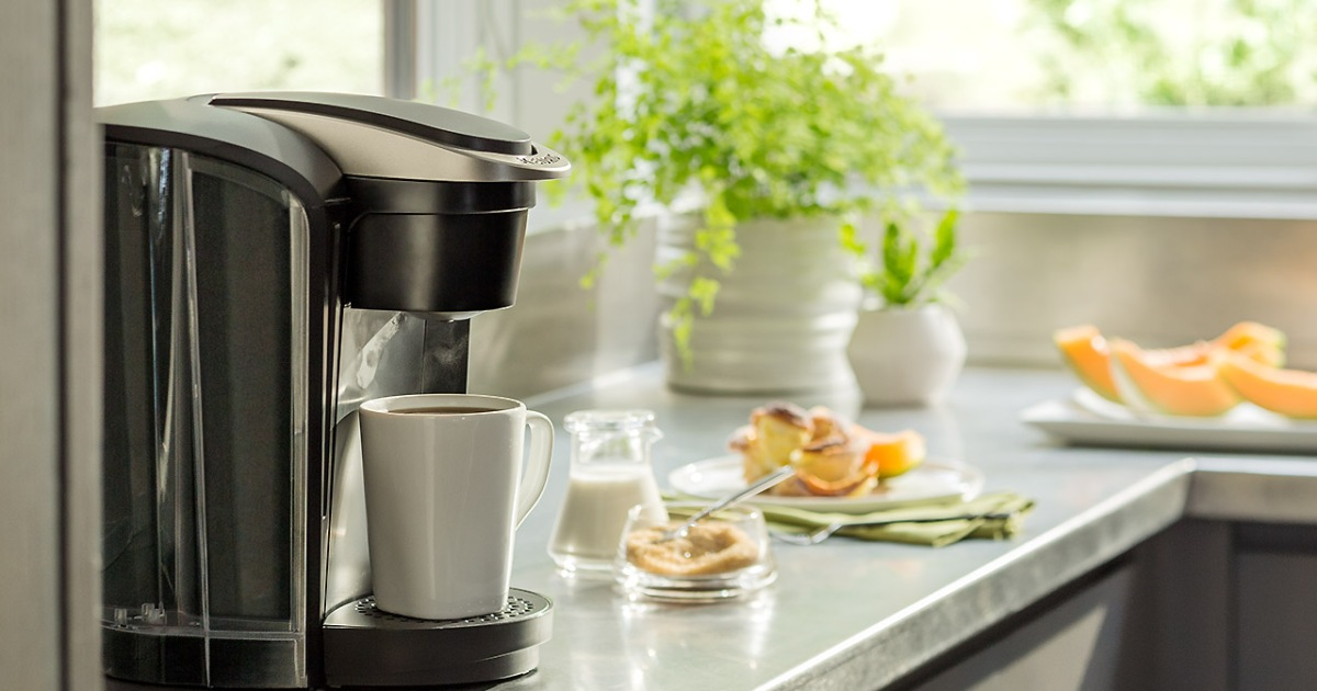 keurig k select keurig finally goes big and bold with new strong