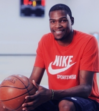 Kevin Durant's Tips to Staying Focused and Healthy