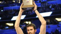 "Kevin Love: ""I Approach a Game Like I'm Going to War"""