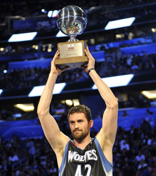 """Kevin Love: """"I Approach a Game Like I'm Going to War"""""""