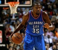 3. Kevin Durant
