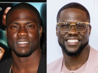 Oval face study: Kevin Hart