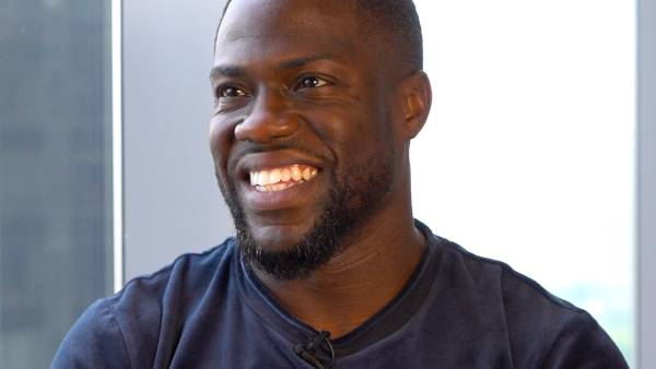 Kevin Hart on Mastering the Body, Crushing PRs, and His Next Venture Into the Fitness Industry