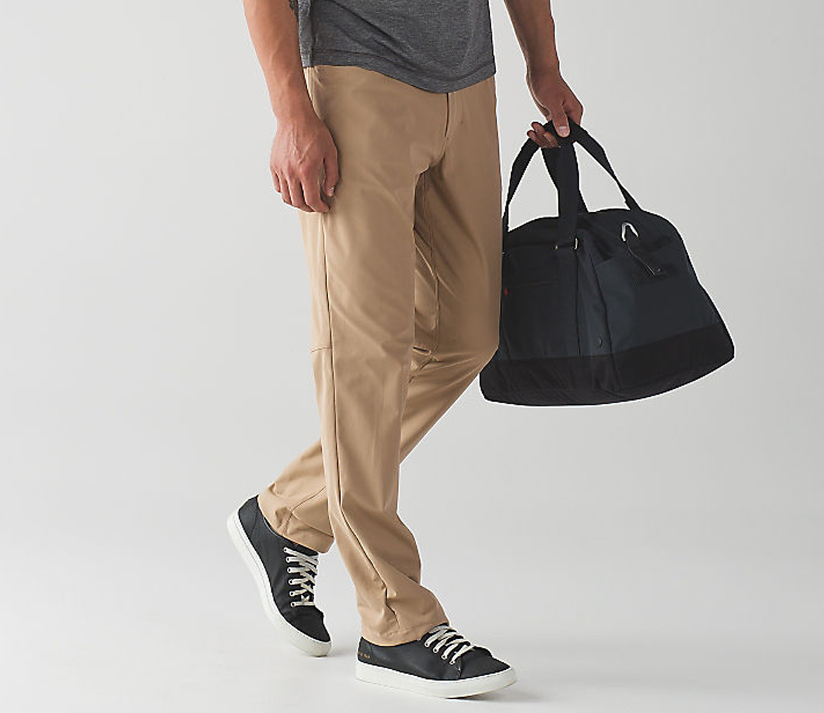 "If you've got a ""business casual"" dress code at work, then chances are your  go-to pair of pants is a khaki trouser. But even if your office is more low  key ..."