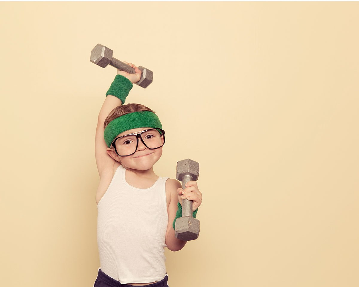 how young is too young to start lifting weights