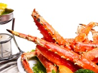Recipe: How to Make Smoky Grilled King Crab