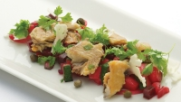 Recipe: How to Make Kipper Snacks and Beet Salad