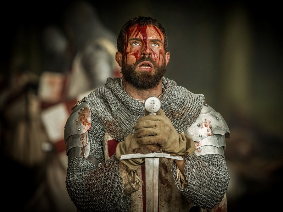 Everything You Need to Know About 'Knightfall': Cast, Plot, Training