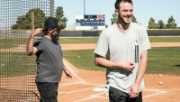 Watch: Greg Maddux Pranks Kris Bryant, and It's Actually Pretty Hilarious