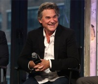 Kurt Russell and Bing Russell