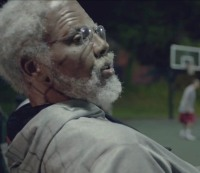 Kyrie Irving as Uncle Drew