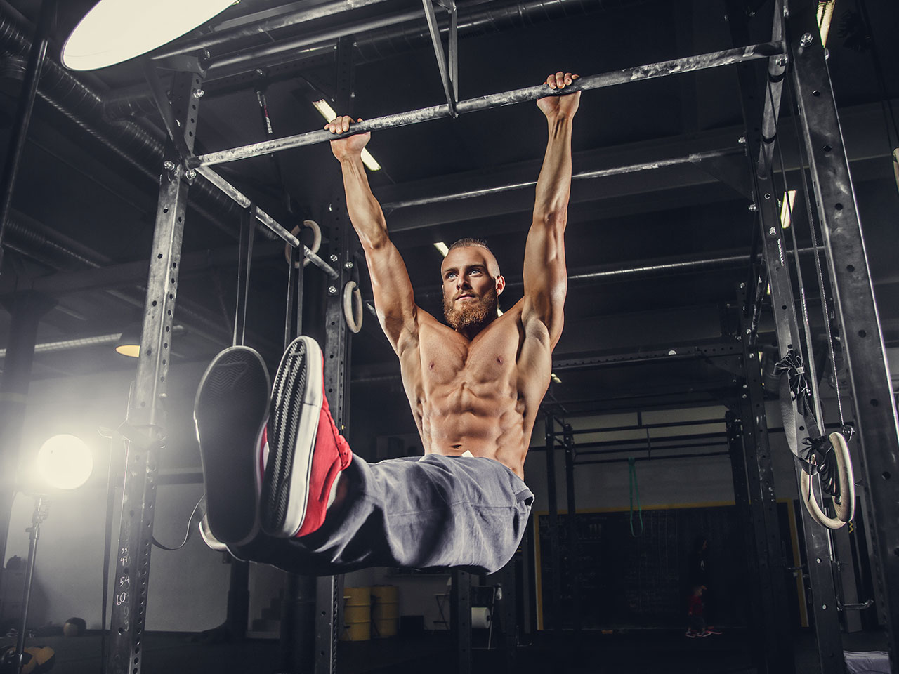 The chest workout that'll crank up your torso without weights