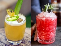 Refreshing, Savory, Sweet, Spicy Labor Day Cocktail Recipes