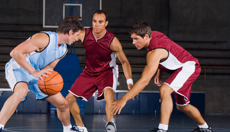 Basketball Skill Training: Defensive Lateral Speed