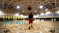 """LeBron James in """"Striving for Greatness"""" for Oculus VR."""