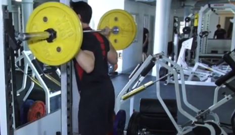 Fitness on the Fly: 4-Move Lower Body Metabolic Circuit