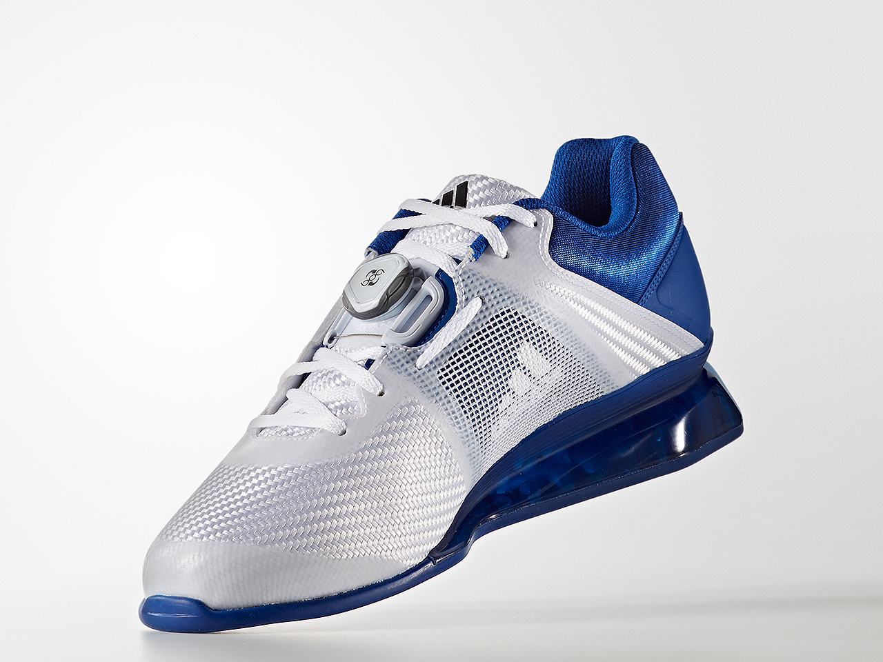 buy popular 529a0 fb9ce Heres a Close Look at Adidas Leistung 16.II and Crazy Power Training Shoes