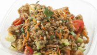 Protein-Rich Lentil Salad Recipe