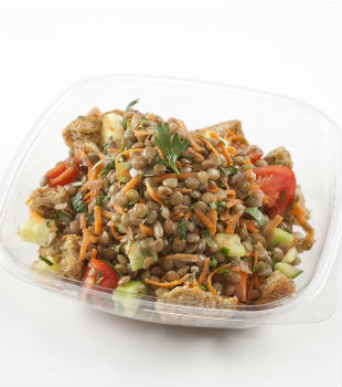 Try This Protein-Rich Lentil Salad Recipe