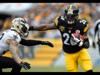 15 Times Le'Veon Bell Proved He's the Most Shredded Running Back in the NFL