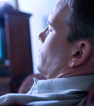 Is Sleeping With the TV on Making You Depressed?