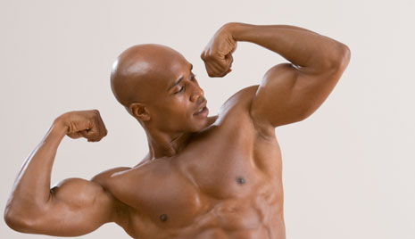 Quick Tip: Build Muscle With Light Weights