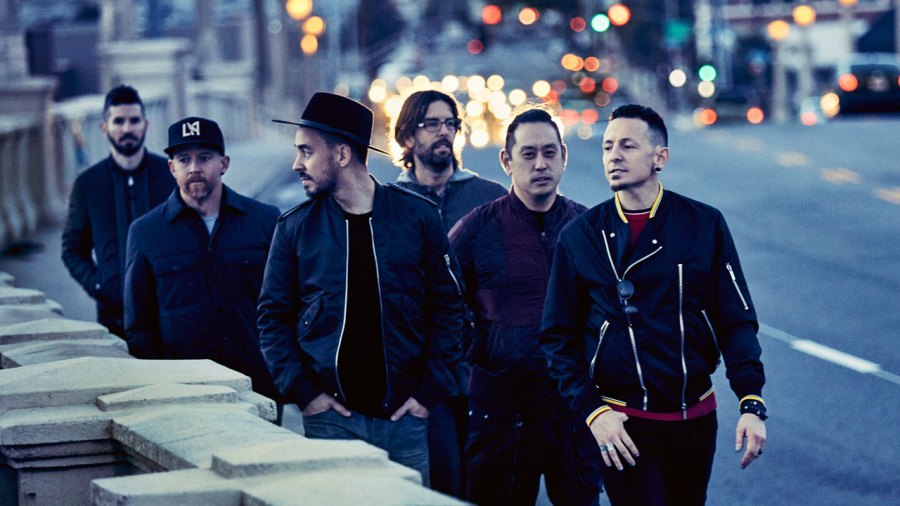 Chester Bennington and Linkin Park