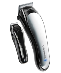 Wahl Lithium Ion Stainless Steel Trimmer and Clipper