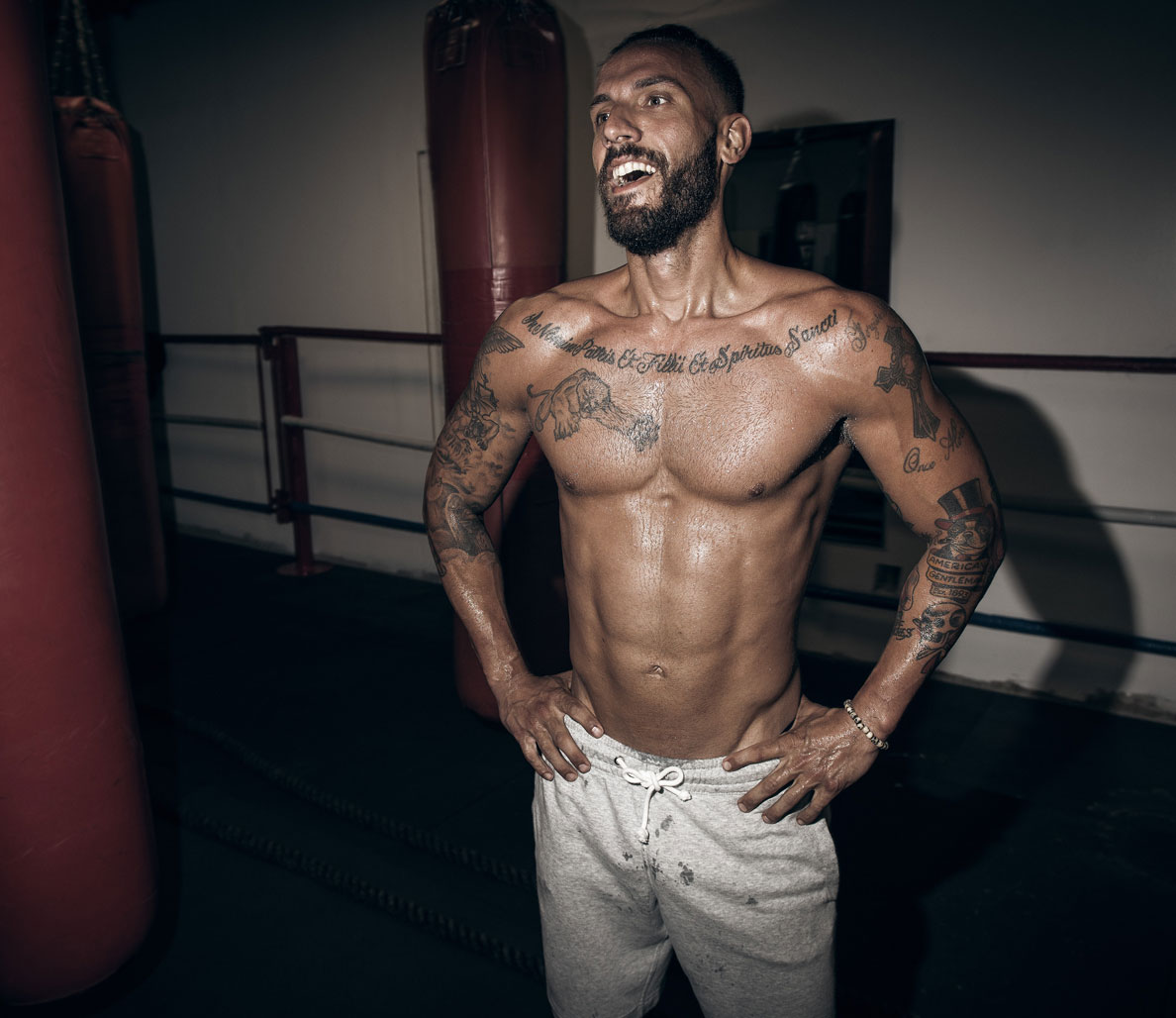 How to get super lean and ripped