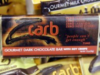 Z-Carb low carb candy bar