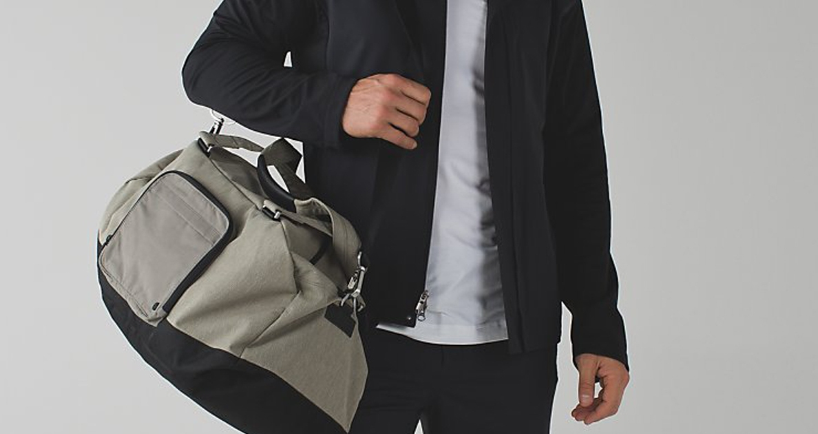 d6d9e177b48c The Best Bags for Men to Transition From Work to the Gym