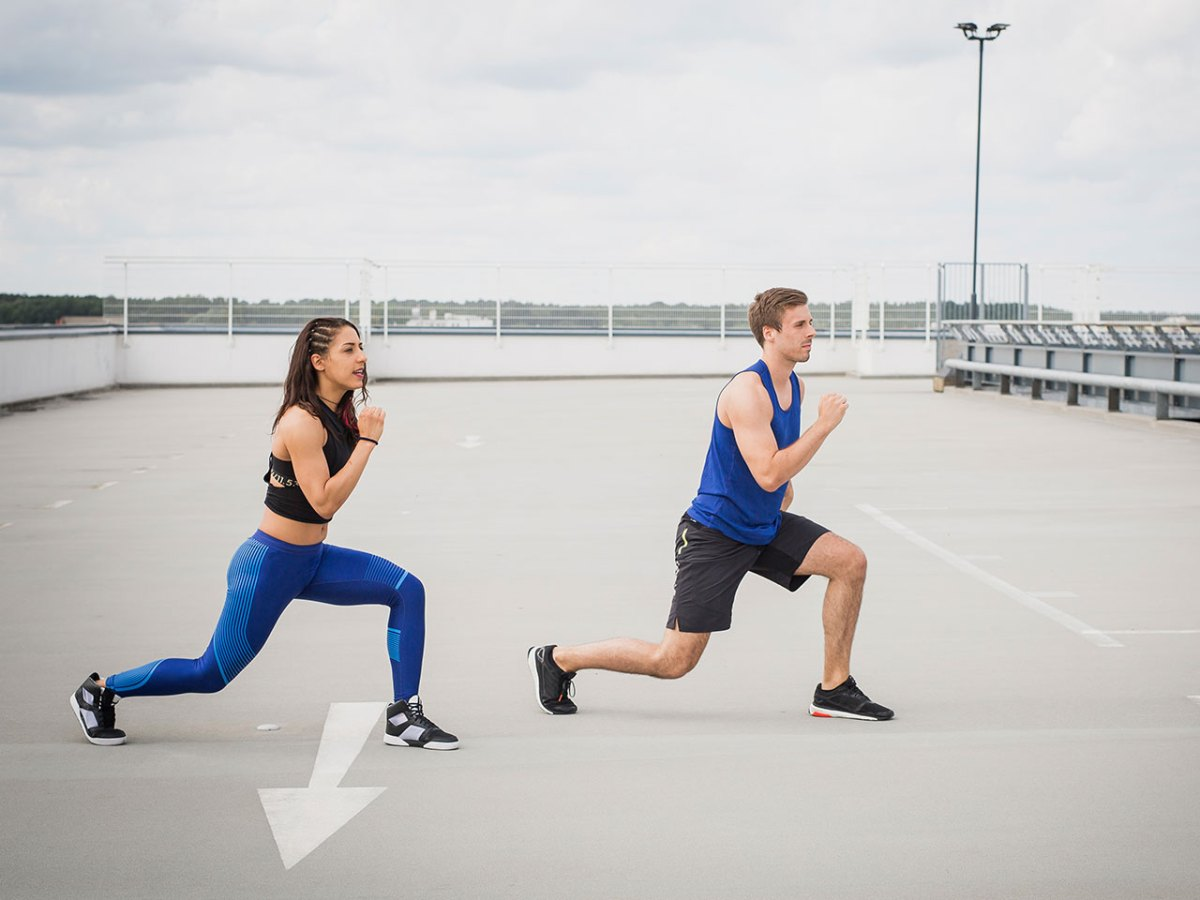 The 13 Best Lunge Variations to Strengthen Your Legs