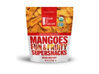 Made in Nature Mangoes Sweet & Tangy Supersnacks