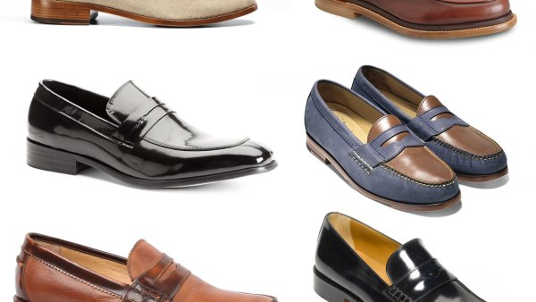 10 New Loafers For Spring