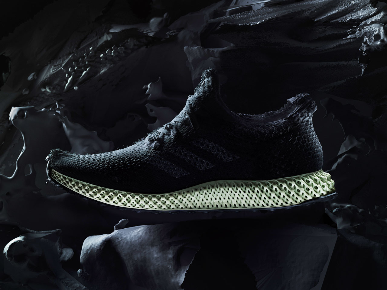nett Meet the Futurecraft 4D, Adidas' 3D printed shoe that looks